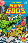 Cover for New Gods (DC, 1984 series) #3