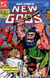 Cover for New Gods (DC, 1984 series) #4