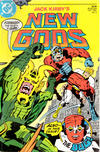 Cover for New Gods (DC, 1984 series) #5