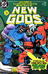 Cover for New Gods (DC, 1984 series) #6