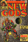 Cover for The New Gods (DC, 1971 series) #1