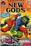 Cover for The New Gods (DC, 1971 series) #5