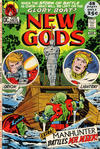 Cover for The New Gods (DC, 1971 series) #6