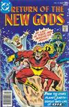 Cover for The New Gods (DC, 1971 series) #12