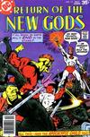 Cover for The New Gods (DC, 1971 series) #15