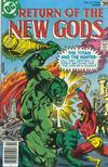 Cover for The New Gods (DC, 1971 series) #16