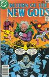 Cover for The New Gods (DC, 1971 series) #17