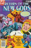 Cover for The New Gods (DC, 1971 series) #19