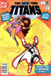 Cover for The New Teen Titans (DC, 1980 series) #3 [Newsstand]
