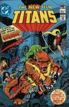 Cover for The New Teen Titans (DC, 1980 series) #5 [Direct]