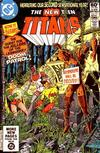 Cover for The New Teen Titans (DC, 1980 series) #13 [Direct]
