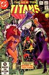 Cover for The New Teen Titans (DC, 1980 series) #23 [Direct]