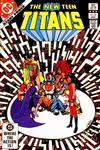 Cover Thumbnail for The New Teen Titans (1980 series) #27 [Direct Sales]