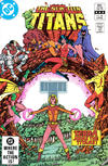 Cover for The New Teen Titans (DC, 1980 series) #30 [Direct]