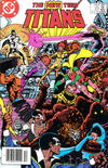 Cover Thumbnail for The New Teen Titans (1980 series) #37 [Newsstand]