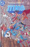 Cover for The New Teen Titans (DC, 1984 series) #3