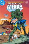 Cover for The New Teen Titans (DC, 1984 series) #11