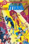 Cover for The New Teen Titans (DC, 1984 series) #14
