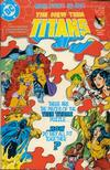 Cover for The New Teen Titans (DC, 1984 series) #15