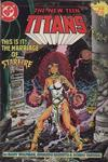 Cover for The New Teen Titans (DC, 1984 series) #17