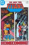 Cover for The New Teen Titans (DC, 1984 series) #18