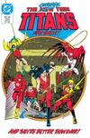 Cover for The New Teen Titans (DC, 1984 series) #20