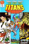 Cover for The New Teen Titans (DC, 1984 series) #22