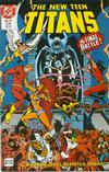 Cover for The New Teen Titans (DC, 1984 series) #31