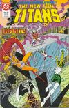 Cover for The New Teen Titans (DC, 1984 series) #38