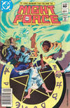 Cover for The Night Force (DC, 1982 series) #2 [Newsstand]