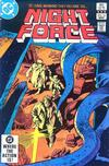 Cover for The Night Force (DC, 1982 series) #10 [Direct-Sales]