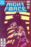 Cover for The Night Force (DC, 1982 series) #11 [Direct-Sales]