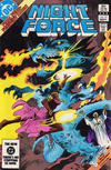 Cover for The Night Force (DC, 1982 series) #14 [Direct]