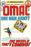Cover for OMAC (DC, 1974 series) #1