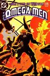 Cover for The Omega Men (DC, 1983 series) #6