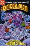 Cover for The Omega Men (DC, 1983 series) #12