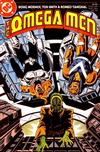 Cover for The Omega Men (DC, 1983 series) #20