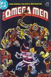 Cover for The Omega Men (DC, 1983 series) #22