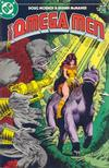 Cover for The Omega Men (DC, 1983 series) #25