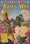 Cover for Our Army at War (DC, 1952 series) #10