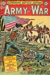 Cover for Our Army at War (DC, 1952 series) #13