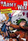 Cover for Our Army at War (DC, 1952 series) #35