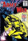 Cover for Our Army at War (DC, 1952 series) #46