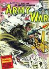 Cover for Our Army at War (DC, 1952 series) #58