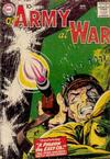 Cover for Our Army at War (DC, 1952 series) #61