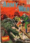 Cover for Our Army at War (DC, 1952 series) #62