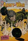 Cover for Our Army at War (DC, 1952 series) #63