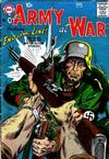 Cover for Our Army at War (DC, 1952 series) #68