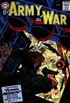 Cover for Our Army at War (DC, 1952 series) #71