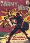 Cover for Our Army at War (DC, 1952 series) #76